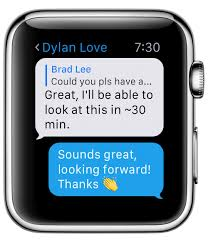 iwatch theme for iphone 6 telegram on apple watch