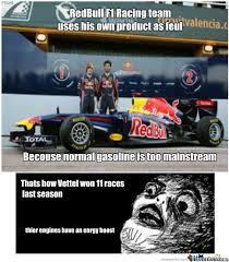 Racing Memes - red bull racing by azkani meme center