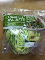 comment cuisiner la courgette spaghetti courgette spaghetti les tests de carapomme