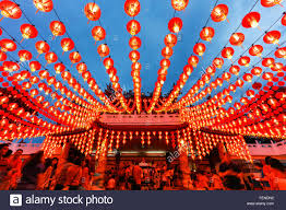 lunar new year lanterns the lanterns of thean hou temple during the new year kuala
