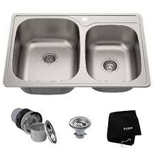 what size undermount sink for 33 inch base cabinet 10 best kitchen sinks 2021 reviews sensible digs