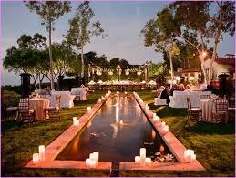 Outdoor Backyard Wedding Backyard Wedding Ideas For Spring Outdoor Home Design Ideas