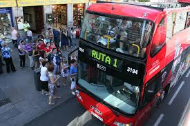 Hop On Hop Off New York Map by Madrid City Tour Hop On Hop Off