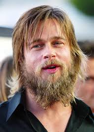 jaxs hairstyle brad pitt could play jax s long lost brother sonsofanarchy