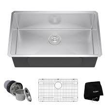 Kraus  X  Undermount Kitchen Sink  Reviews Wayfair - Kitchen sink brand reviews