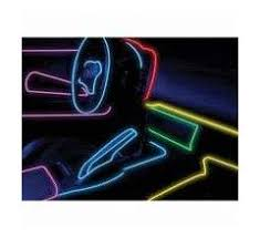 Neon Lights In Cars Interior Neon Wires Custom Lighting For All Your Vehicle Lighting Needs