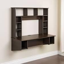 sonoma contemporary wall mounted desk espresso desks pertaining to