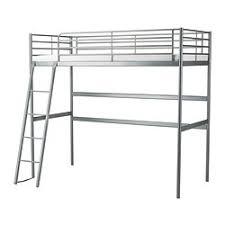 SVÄRTA Loft Bed Frame IKEA - Ikea bunk bed assembly instructions