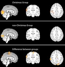 evidence of a christmas spirit network in the brain functional