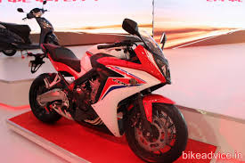 honda cbr showroom auto expo 2014 honda to launch gorgeous new cbr650f in india