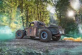 rally truck build keith northrup u0027s u002737 international trophy rat is every kind of