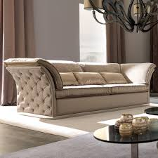 italian designer leather button upholstered sofa juliettes