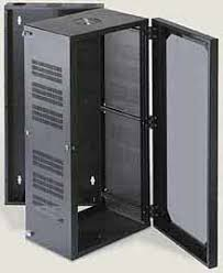 Server Rack Cabinet Server Racks Custom Network Cabinets And Enclosures Cable Ladder