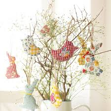 easter bunny decorations how to sew easter bunny and easter decorations for your table