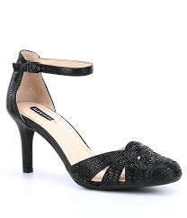 Comfortable Heels For Plus Size Women U0027s Special Occasion U0026 Evening Shoes Dillards