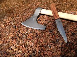 Cold Steel Kitchen Knives Review Reader Review Cold Steel Viking Hand Axe The Truth About Knives
