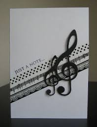 musical cards 47 best su themed cards images on cards