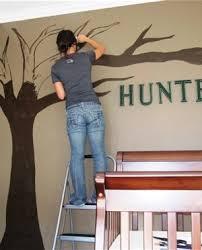Brown Tree Wall Decal Nursery Beautiful Inspiring Nursery Tree Wall Murals And Wall Decals