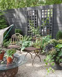 Garden Trellis Design by Diy Mirrored Trellis U2013 Design Sponge