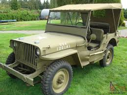 jeep commando hurst 1942 willys slat grill mb jeep
