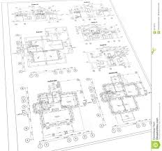 detailed architectural plan stock illustration image 93160751