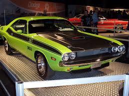 Dodge Challenger 2007 - file 1970 dodge challenger transam jpg wikimedia commons