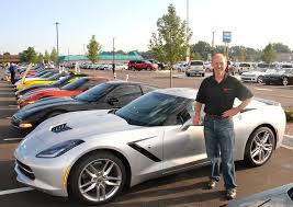 corvette owners meet heinricy aka heinrocket corvette
