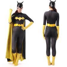 Halloween Costumes Batgirl Aliexpress Buy Black Batman Costume Women Batgirl