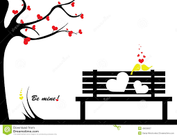 happy valentines day background stock vector image 48638937