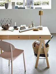 bureau fait maison bureau design scandinave cool bureau design scandinave meuble