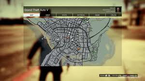 Gta 5 Map Stock Market Grand Theft Auto V