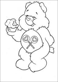 care bears coloring 100 crafty 80 u0027s care bears coloring