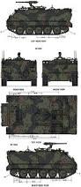m113 apc nato tri color camouflage color profile and paint guide