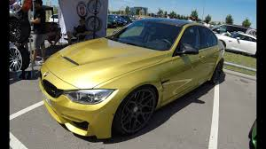 Bmw M3 Colour Bmw M3 F80 With M4 Gts Hood Austin Yellow Colour Hre Wheels