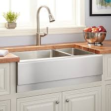 stainless steel apron sink kitchen room double bowl stainless steel farmhouse sink loldev