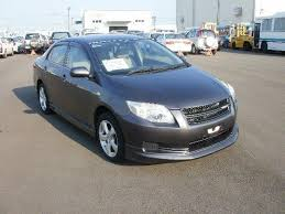 toyota corolla sportivo for sale japanese used cars ramadbk limited