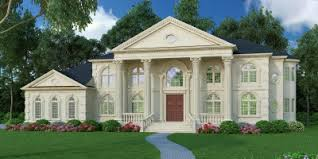 neoclassical homes neoclassical floor plans archival designs