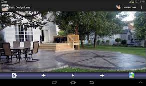 Patio Design Pictures Patio Design Ideas Android Apps On Play