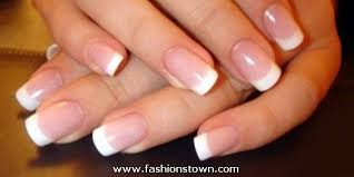 diy french manicure designs 7 easy steps with pictures