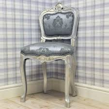 Grey Bedroom Chair by Louis Bedroom Chairs Minster Stylish Living