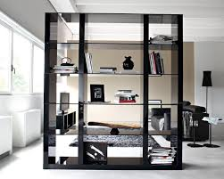 room divider bookshelf home design 93 remarkable room divider with shelvess