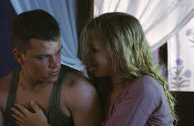 still of matt damon and franka potente in the bourne supremacy