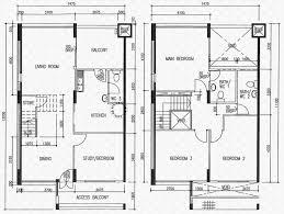 maisonette floor plan floor plans for yishun central hdb details srx property