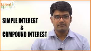 how to calculate simple interest and compound interest bank