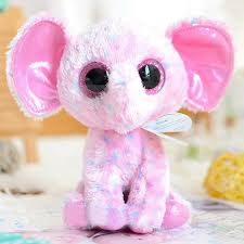 ty beanie boos soft toys doll ty plush animals 15cm pp cotton baby