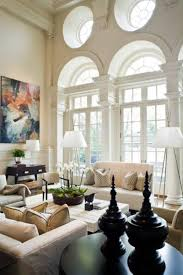 fantastic high ceiling living room with interior home trend ideas