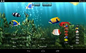 free live halloween wallpaper aquarium free live wallpaper android apps on google play