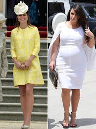 Kim Kardashian Pregnant Meme - photos kate middleton vs kim kardashian s fashion pregnant baby