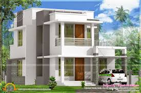 kerala home design flat roof elevation how to make a flat roof look more attractive modern villa feet