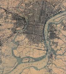 Pennsylvania Maps by Philadelphia County Pennsylvania Maps And Gazetteers